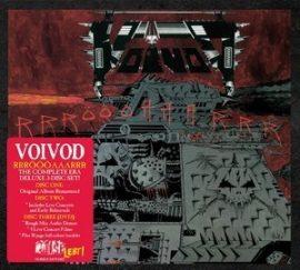 VOIVOD: Rrroooaaarrr (2CD+DVD)