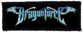 DRAGONFORCE: Logo (150x45) (felvarró)