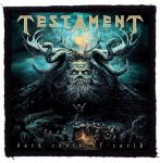 TESTAMENT: Dark Roots Of The Earth (95x95) (felvarró)