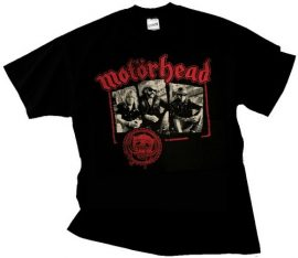 MOTORHEAD: Stamped (póló)