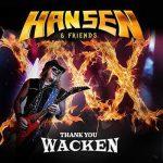 KAI HANSEN: Thank You Wacken (Blu-ray+CD) (akciós!)