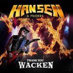 KAI HANSEN: Thank You Wacken (Blu-ray+CD)
