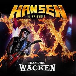 KAI HANSEN: Thank You Wacken (CD+DVD)