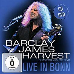BARCLAY JAMES HARVEST: Live In Bonn (CD+DVD)