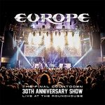 EUROPE: Final Countdown 30th Anniversary Show (2CD+Blu-ray)