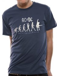 AC/DC: Evolution Of Rock (póló)