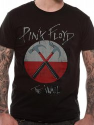 PINK FLOYD: The Wall Logo (póló)