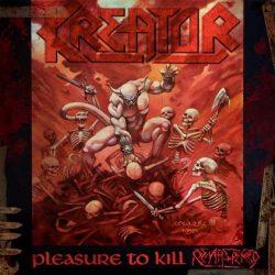 KREATOR: Pleasure To Kill (CD, +3 bonus, 2017 remastered)