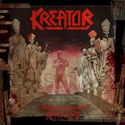 KREATOR: Terrible Certainty (2LP, 8 bonus, 2017 remastered)