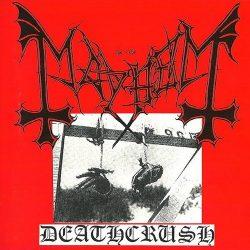 MAYHEM: Deathcrush (CD)
