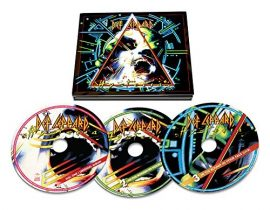 DEF LEPPARD: Hysteria 30th Anniversary (3CD)