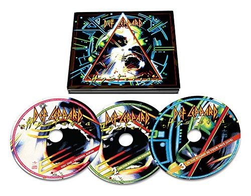 Def Leppard Hysteria 30th Anniversary 3cd Headbanger