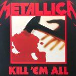METALLICA: Kill 'em All (LP, 2016 remastered)