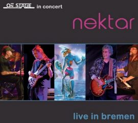 NEKTAR: Live In Bremen (CD)