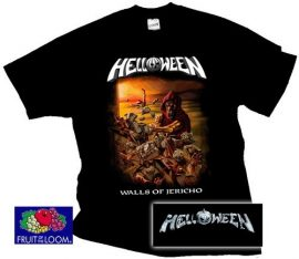 HELLOWEEN: Walls Of Jericho (póló)