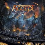 ACCEPT: Rise Of Chaos (CD)