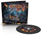 ACCEPT: Rise Of Chaos (CD, digipack)