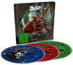 EDGUY: Monuments (2CD+DVD)
