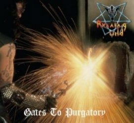 RUNNING WILD: Gates Of Purgatory (LP, reissue)