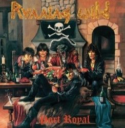 RUNNING WILD: Port Royal (LP, reissue)