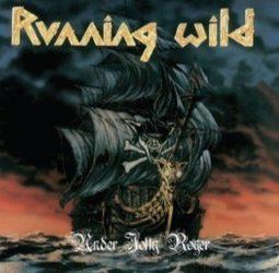 RUNNING WILD: Under Jolly Roger (LP, reissue)