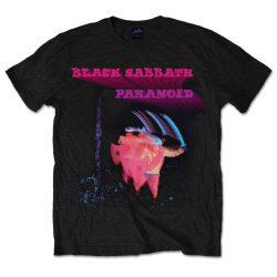 BLACK SABBATH: Paranoid (póló)