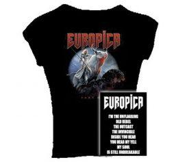 KÁRPÁTIA: Europica (női póló) (akciós!)