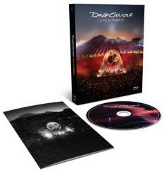 DAVID GILMOUR: Live At Pompeii (Blu-ray)