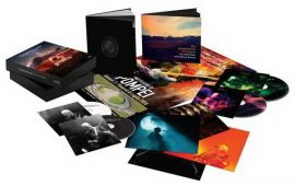 DAVID GILMOUR: Live At Pompeii (2xBlu-ray+2xCD)