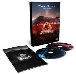 DAVID GILMOUR: Live At Pompeii (2DVD)