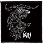 GOJIRA: Horns (95x95) (felvarró)