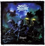 KING DIAMOND: Abigail (95x95) (felvarró)