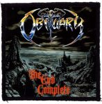 OBITUARY: The End Complete (95x95) (felvarró)