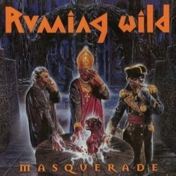RUNNING WILD: Masquerade (CD, +2 bonus, reissue)