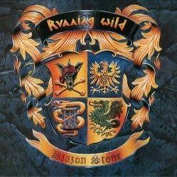 RUNNING WILD: Blazon Stone (LP, reissue)