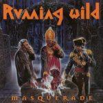 RUNNING WILD: Masquerade (2LP, reissue)