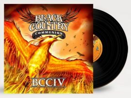 BLACK COUNTRY COMMUNION: BCCIV (LP, black)