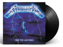 METALLICA: Ride The Lightning (LP, remastered)