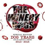 WINERY DOGS: Dog Years Live 2013-2016 (Blu-ray, 3CD+DVD)