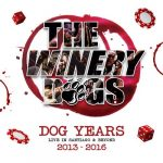 WINERY DOGS: Dog Years Live (Blu-ray + CD)