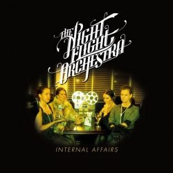 NIGHTFLIGHT ORCHESTRA: Internal Affairs (CD)