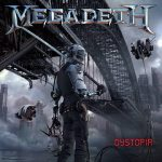 MEGADETH: Dystopia (CD) (akciós!)