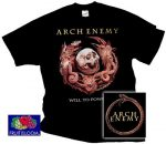 ARCH ENEMY: Will To Power (póló)