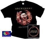 ARCH ENEMY: Will To Power (póló)