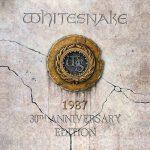 WHITESNAKE: 1987 (CD, remastered)
