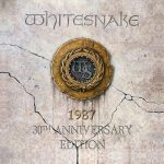 WHITESNAKE: 1987 (CD, 2017 remastered)