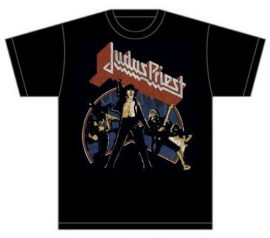 JUDAS PRIEST: Unleashed (póló)