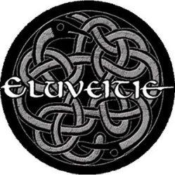 ELUVEITIE: Logo (nagy jelvény, 3,7 cm)