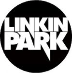 LINKIN PARK: Linkin Park (nagy jelvény, 3,7 cm)