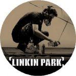 LINKIN PARK: Meteora (nagy jelvény, 3,7 cm)
